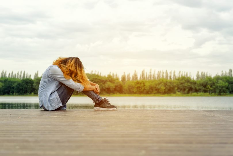 Girls With Low Self-Esteem