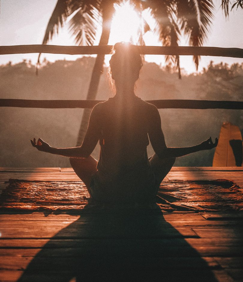 How Meditation Can Help You Heal
